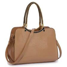 Ladies Plat Patent Handbags Tote Bags Women's Fashion Designer Quality Bag 395