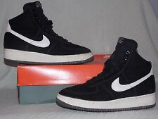 Nike Air Force 1 High CVS SC 630098 011 Black/ White size 9 M Athletic Sneakers