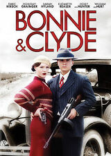 Bonnie and Clyde (DVD, 2014, 2-Disc Set) Brand New