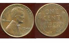 USA  one cent 1948