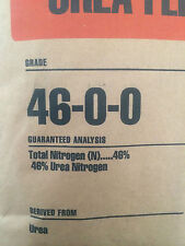 99+% Urea Commercial Grade - 25 pounds - Nitrogen Fertilizer 46-0-0