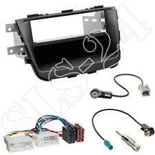 Kia Sorento 2 II XM 2-DIN Blende+Fach EINBAUSET+ISO KFZ Adapter+Antenne Stecker
