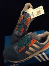 Nagelneue adidas zx 420 blau Quotoole gr 42 US 8.5 UK 8 Sneaker Deadstock 2014