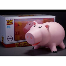 Toy Story Piggy Hamm Figure Coin Bank Cute Pink Pig Money Box Toy Gift