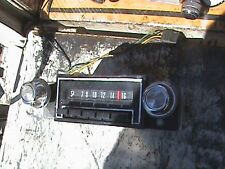 1976  Motorola AM Pushbutton Radio Chevy Buick Pontiac Olds GM