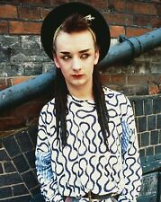 "Boy George Culture Club 10"" x 8"" Photograph no 7"