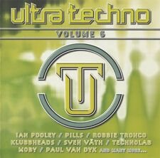 Compilation 2xCD Ultra Techno - Volume 6 - France (M/M)