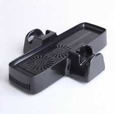 Dual Cooling Console Fan Cooler Charger Dock Stand Holder for Xbox 360 Slim GBP