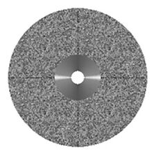 Euro Diamond Disk Sintered Double Sided Course Mounted 0.6mm D9941-220C-M 2Pk
