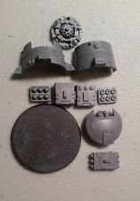 Warhammer 40k Tau Empire Firewarriors DS8 Tactical Support Missile Turret Bits