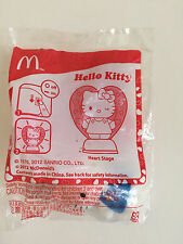 McDonald's 2012 HK Happy Meal Hello Kitty Heart Stage Light Up Toy Figurine New