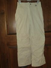 Airwalk Snowboard Ski Pants Women's Small Off white or Cream color