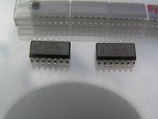 Philips HEF4093BT,Quad 2-input NAND Schmitt trigger, SO14.  5 pieces