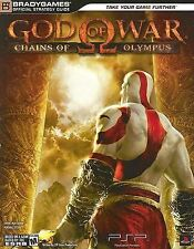 God of War: Chains of Olympus Official Strategy Guide (Bradygames Official Strat