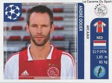 N°247 ANDRE OOIJER # NETHERLANDS AFC.AJAX STICKER CHAMPIONS LEAGUE 2012 PANINI