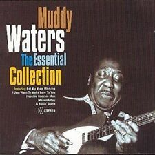 The Essential Collection by Muddy Waters (CD, Aug-2000, Spectrum)