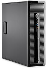 Hp prodesk 400 G1 SFF ordinateur de bureau WIFI core i5 4570 3.20GHz 4GB 500g