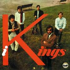 I Kings ‎– I Kings LP Year 2017 Reprint Original Released Only In Promotional