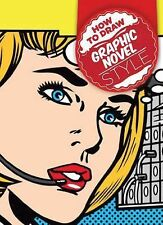 How to Draw Graphic Novel Style by Fish, Andy, Good Book