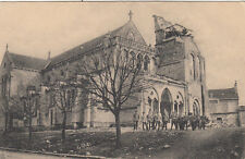 CPA GUERRE 14-18 WW1 MARNE WITRY-LES-REIMS carte allemande 2