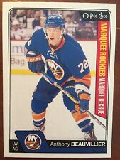 2016-17 UD Hockey Series 2 Opee Chee Marquee RC Anthony Beauvillier #705