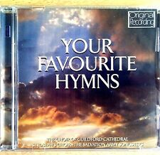 NEW SEALED - YOUR FAVOURITE 30 HYMNS - Vocal Choir Choral Hymn Music CD Album
