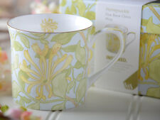 V&A William Morris HONEYSUCKLE Fine Bone China MUG IN GIFT BOX