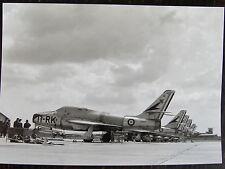 AVIATION, PHOTO, AVION , E 1/11, ROUSSILLON F.84, ---*