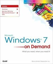 Microsoft Windows 7 On Demand-ExLibrary
