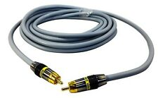 Monster Cable M1000 High Resolution Composite Video Cable - 4M (13.12 Ft)