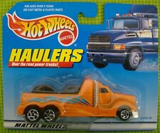 Hot Wheels, 65743-96 Haulers,  Peterbilt Cable Line Truck  1:64 3+ Boys 1998