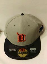 Detroit Tigers New ERA 59Fifty MLB Size 8 Hat Postseason 2013 fitted Fast Ship