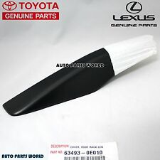 GENUINE LEXUS RX330 RX350 RX400H REAR RH ROOF RACK COVER OEM 63493-0E010