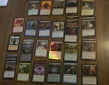 MTG rares and Mythic Collection Dark Confidant Noble Hierarch Thoughtseize Foils