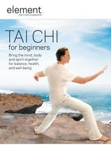 Element: Tai Chi for Beginners (DVD New)