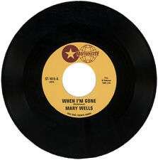 "MARY WELLS  ""WHEN I'M GONE""  AWESOME MOTOWN / NORTHERN SOUL    LISTEN!"