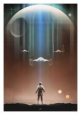 New Star Wars Episode VII Movie The Force Awakens 24x36 inch POSTER PZ05