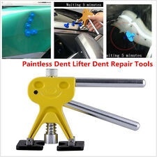 Car Body Paintless Dent Lifter Dent Repair Tools Glue Puller Hail Damage Repair