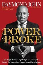 The Power of Broke How Empty Pockets, Shark Tank Daymond John Free ship USA only