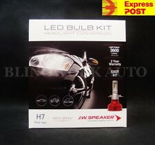 JW Speaker Model 3600 H7 6200k White Driverless LED Conversion KIT 6000k Cool