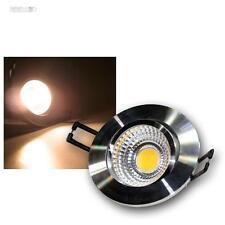 faretti da incasso a LED in alluminio 3W COB bianco caldo,230V,Plafoniera,