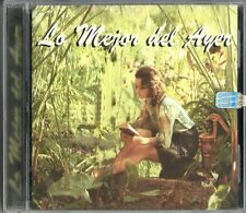 Lo Mejor Del Ayer  Latin Music CD New