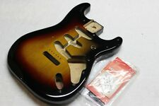 NEW 2016 Fender Classic Series 60s Nitro Lacquer Strat Body - 3TS Sunburst