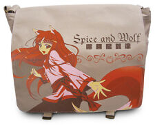 Spice and Wolf Holo Messenger Bag Anime Manga NEW