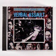 VERBAL ASSAULT Your Choice Live Series CD NEW PROMO RARE PUNK GERMANY IMPORT