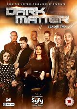 Dark Matter . The Complete Season 2 . SyFy . 3 DVD . NEU . OVP