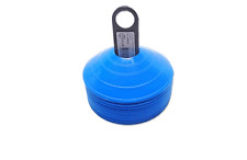 Hyperion FPV Race Course Marker, FPV track marker plastic dome 50pcs (BLUE)