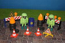 Playmobil Feuerwehr Einsatzteam