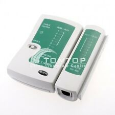 RJ45 RJ11 Cat5e Cat6 USB Network Lan Cable Tester Test Tool