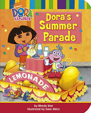Dora's Summer Parade (Dora the Explorer), Nickelodeon, New Book